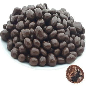 Изюм в молочной шоколадной глазури (3 кг) - Standart - фото 41732