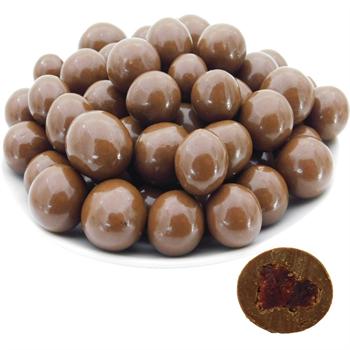 Клубника в молочной шоколадной глазури (3 кг) - Standart - фото 42034