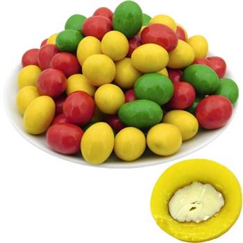 Миндаль в цветной шоколадной глазури (3 кг) - Premium - фото 42138