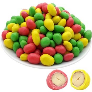 Арахис в цветной шоколадной глазури (3 кг) - Standart - фото 42304