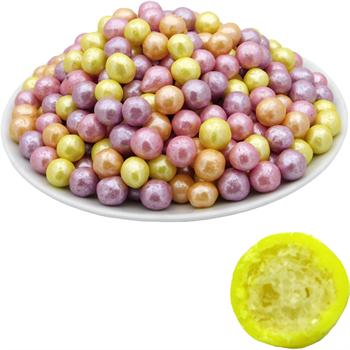 """Рисовые шарики (10 мм) """"Феерия цветной жемчуг"""" (2,5 кг) - Premium - фото 42487"""