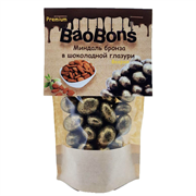 Миндаль бронза в шоколадной глазури (150 гр.) - BaoBons Premium (10 шт.)
