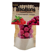 Садовая малина в шоколадной глазури (150 гр.х10 шт.) - Premium