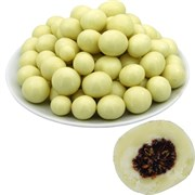 Малина в белой шоколадной глазури (3 кг) - Premium