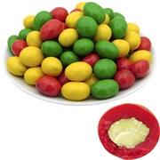 Миндаль в цветной шоколадной глазури (3 кг) - Standart