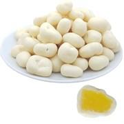 Ананас кубик в белой шоколадной глазури (3 кг) - Standart